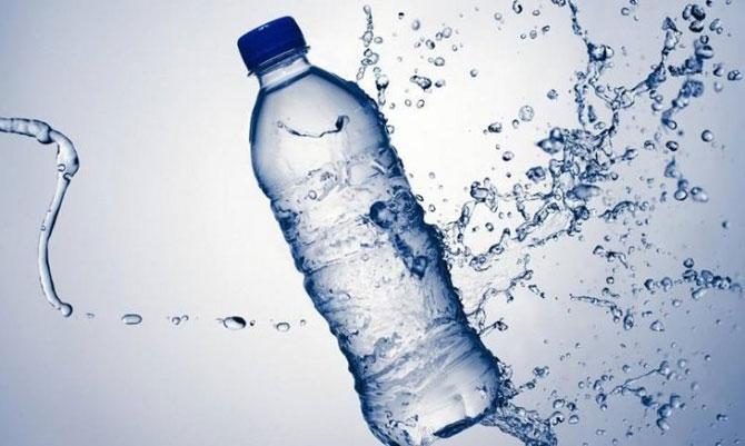 Освежающая вода