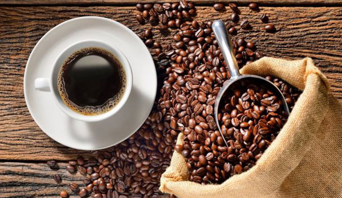 Предпочитают кофе слабой обжарки
