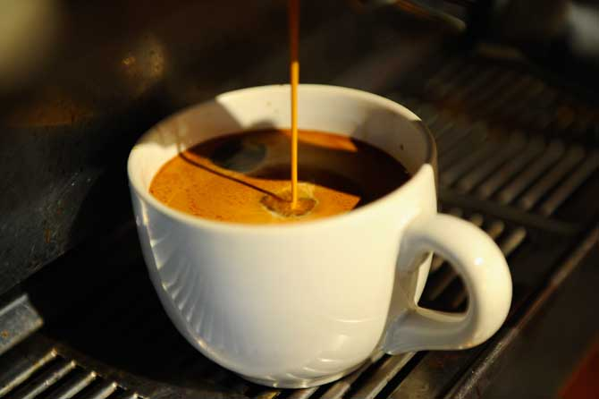 Лучше готовить в кофе машине