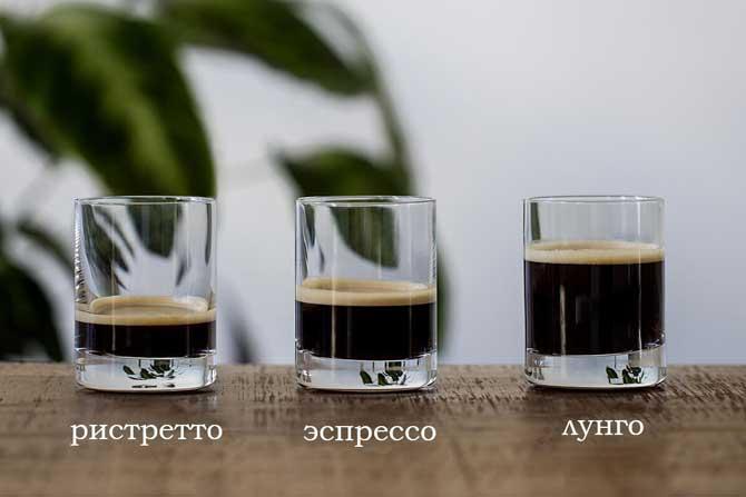 Совершенно разные напитки