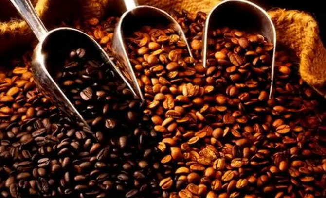 Зерна различной обжарки