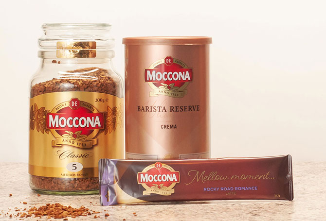Маккона растворимый кофе