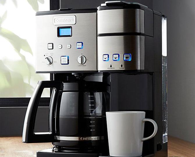 Современная кофевырка