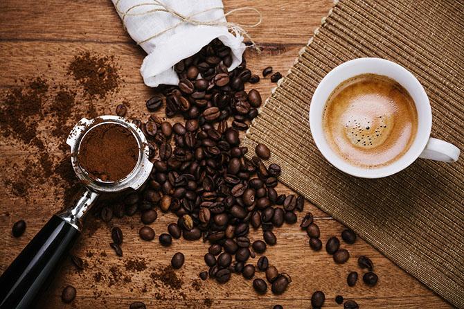 Можно заваривать в рожковой кофемашине