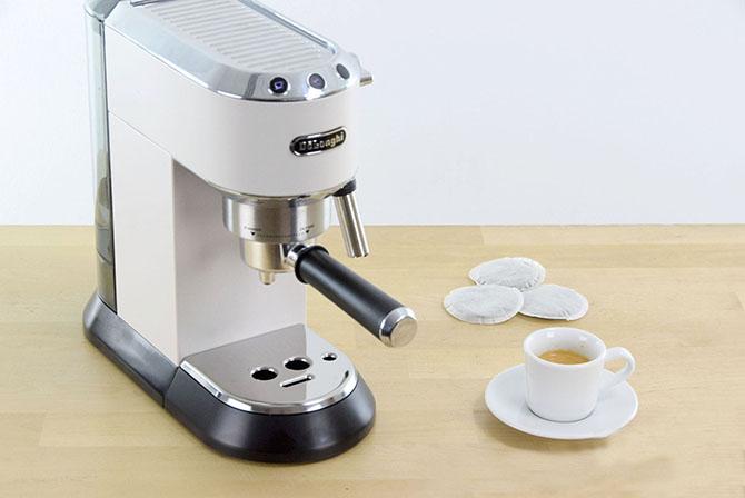 Такие кофемашины очень дорогие