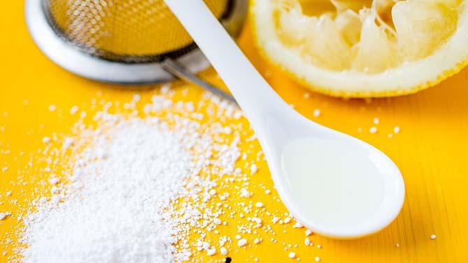 Очистка кофемашины от накипи лимонной кислотой