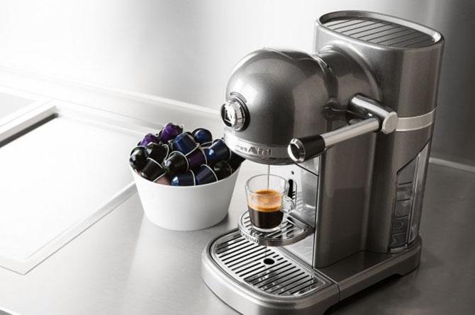 Современный дизайн кофеварки