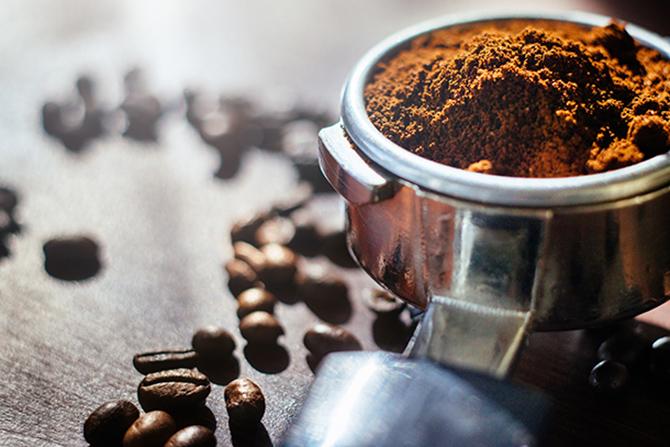 Рожок от кофеварки