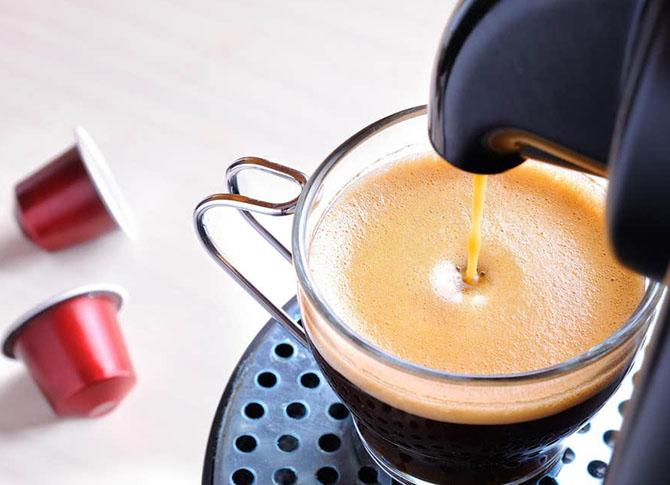 Быстрый способ заварить кофе