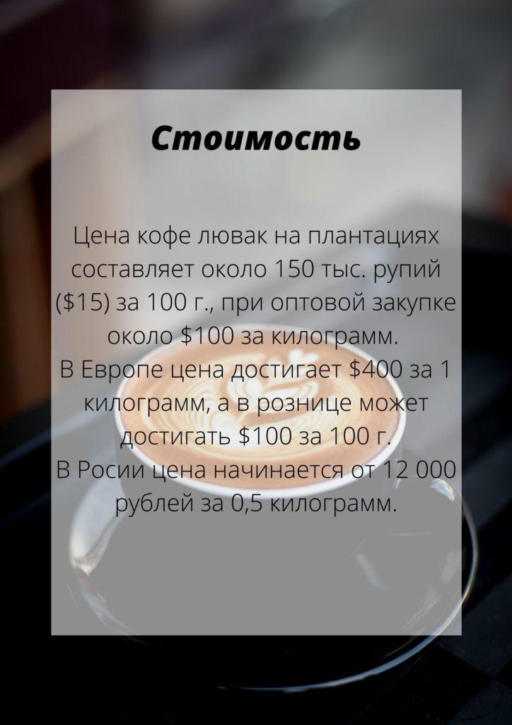 Кофе лювак (kopi luwak) - самый дорогой сорт в мире из экскрементов животных
