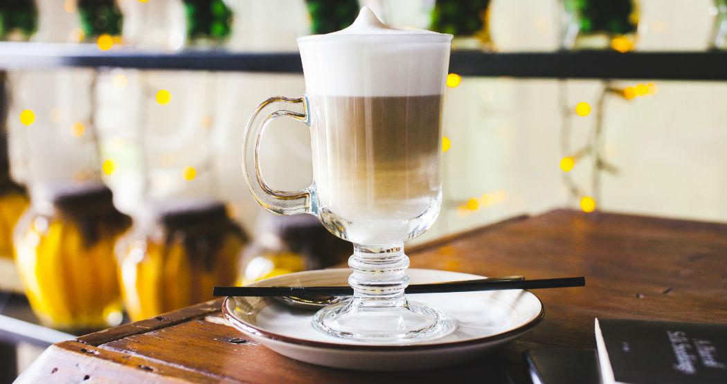 Кофе латте - состав и рецепты приготовления в домашних условиях, история происхождения