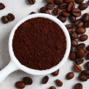 сколько кофе молотого