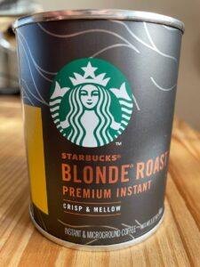 starbucks растворимый кофе